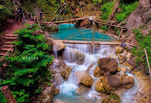 Kedung Pedut. Kolam Renang Alami Nan Cantik dan Segar di Kulonprogo