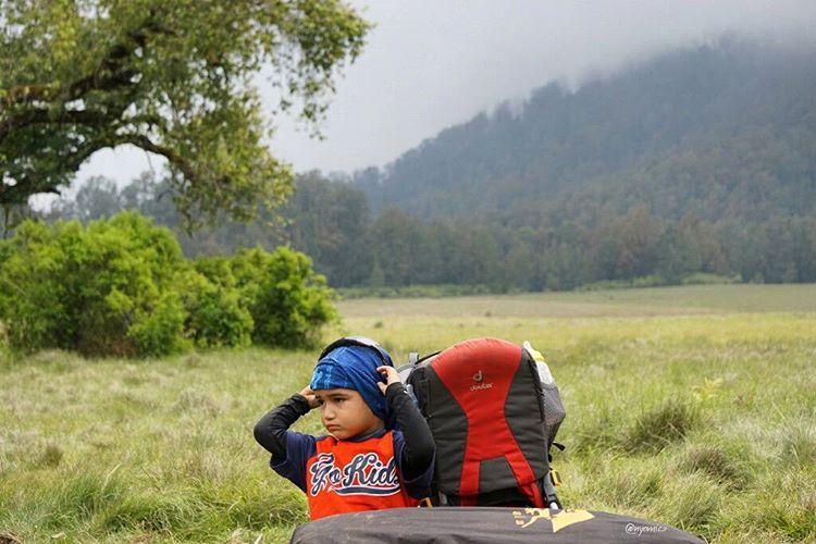 [Q & A] Lebih Dekat Dengan Max. Pendaki Tiga Tahun Yang Sudah Mendaki 15 Gunung!