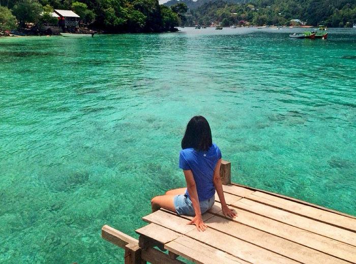 12 Pantai di Aceh Yang Akan Menghanyutkan Perasaanmu