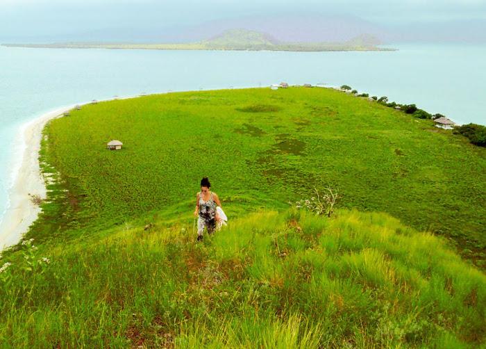 Pulau Kenawa. Sebuah Pulau Kecil, Hijau dan Cantik di Sumbawa Barat