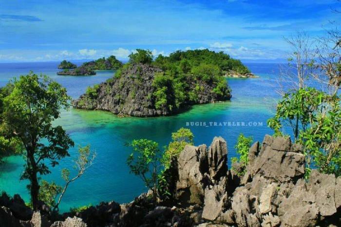 pulau labengki 2