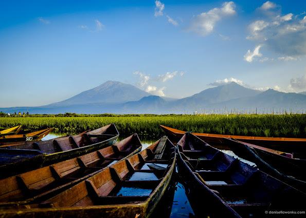 Rawa Pening. Danau Cantik di Pinggiran Semarang