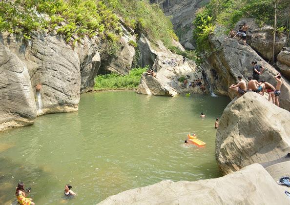 Sanghyang Heuleut. Laguna Cantik Tempat Mandi Para Bidadari di Bandung Barat