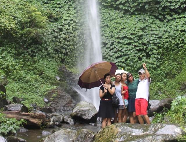 Air Terjun Blemantung. Yang Sejuk dan Segar di Tabanan, Bali
