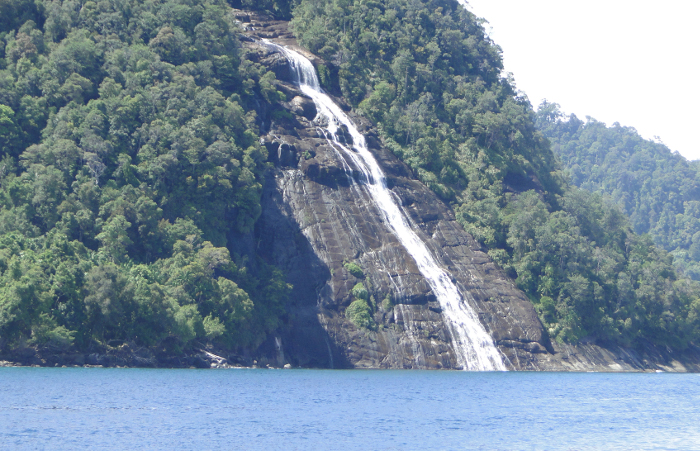 Air Terjun Mursala