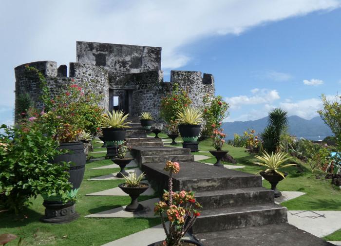 Benteng Tolukko. Sekeping Sisa Kejayaan Portugis di Tanah Ternate
