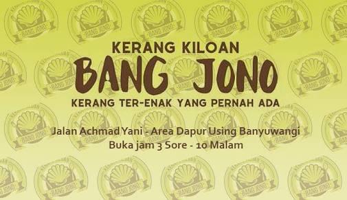 Kerang Kiloan Bang Jono