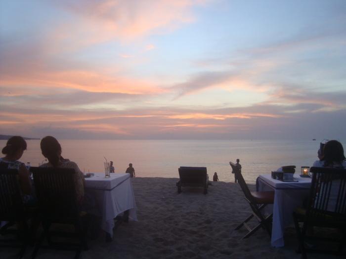 Pantai Kedonganan. Pantainya Penggemar Seafood di Bali