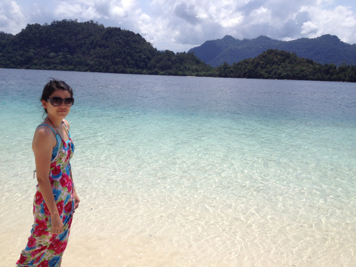 Kalau Jalan-jalan Ke Padang, Jangan Lupa Mampir Pulau Pagang
