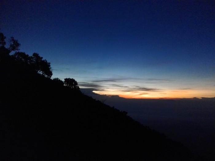Sunrise di pos 4