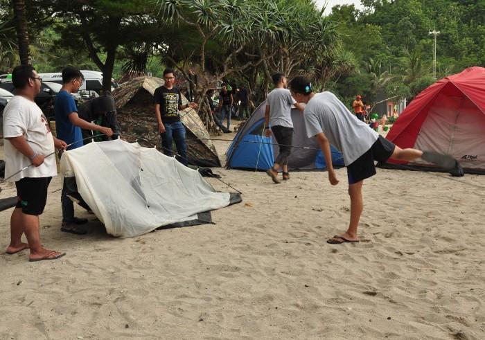 9 Tempat Seru di Jogja Untuk Camping Ceria Bersama Teman