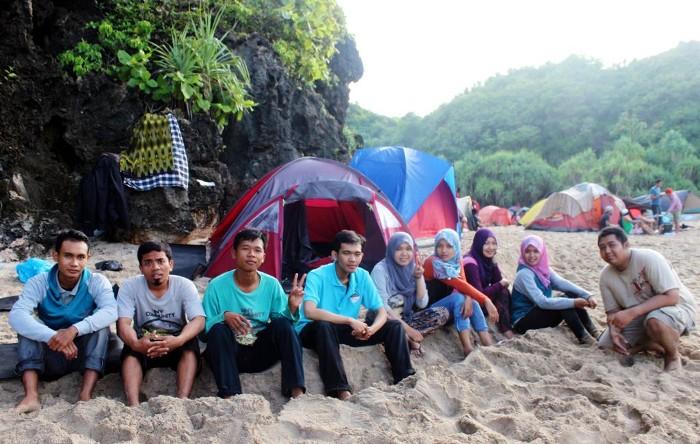 9 Tempat Seru di Jogja Untuk Camping Ceria Bersama Teman ...