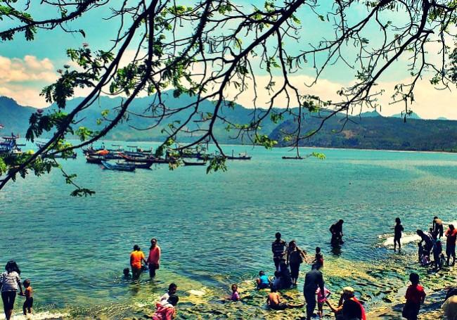 Pantai Popoh. Salah Satu Objek Wisata Andalan di Tulungagung