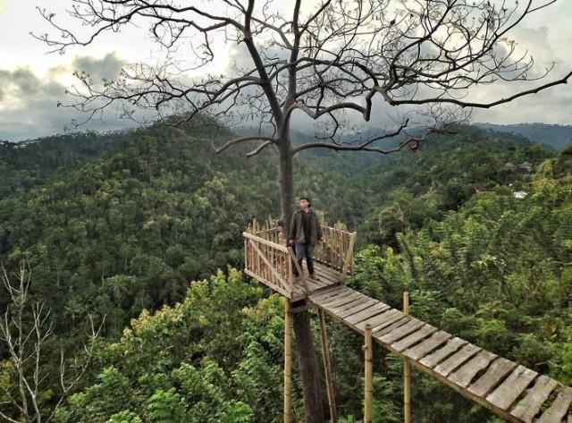 Watu Tekek. Tempat Wisata Baru di Kulon Progo