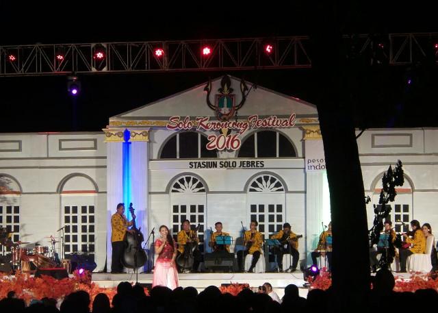 Larut Dalam Alunan Keroncong di Solo Keroncong Festival 2016