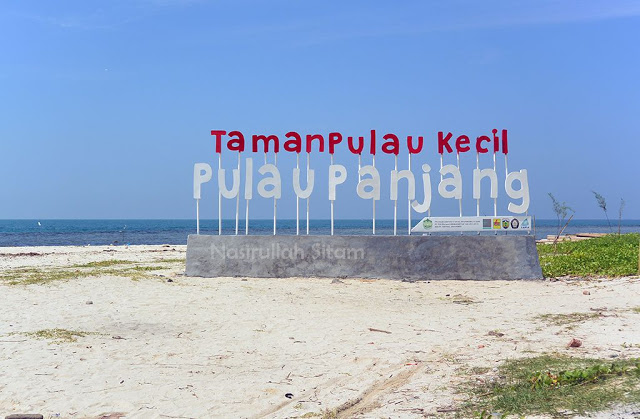 Pulau Panjang. Tempat Yang Asik Untuk Sepedaan di Jepara