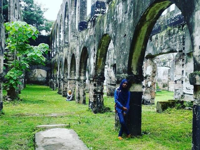 Benteng Pendem. Benteng Tua Peninggalan Belanda di Tengah Kota Ngawi