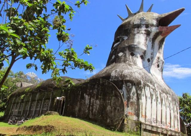 6 Fakta Menarik Tentang Gereja Ayam di Magelang