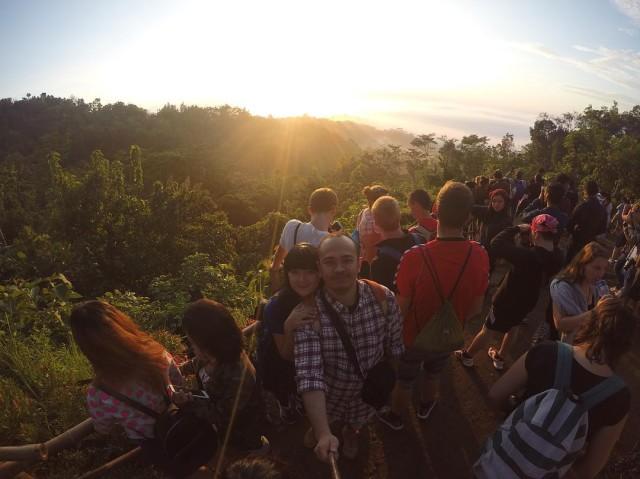 6 Tempat Untuk Menikmati Sunrise di Sekitar Candi Borobudur Dengan Harga Irit