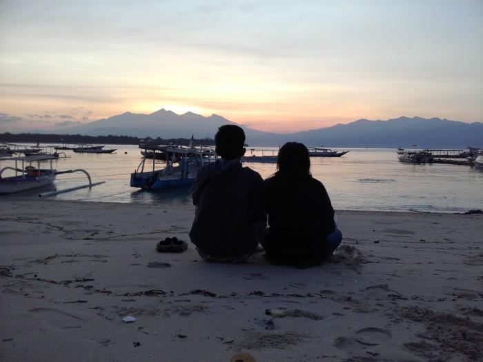 Menuntaskan Rindu di Pulau Lombok