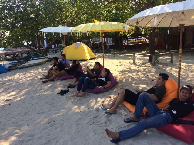 Selamat Datang di Pulau Kayangan, Makassar