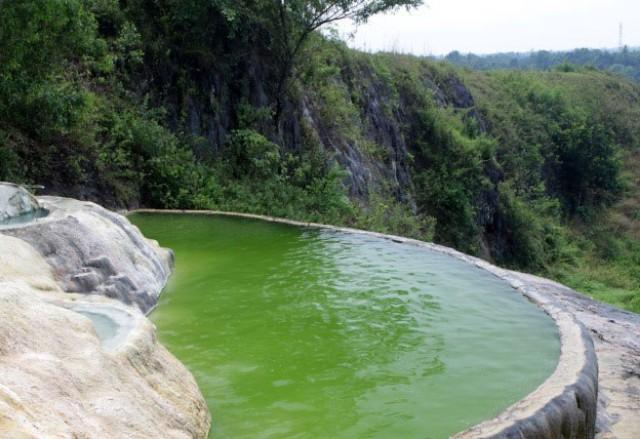 Manjakan Badan di Pemandian Air Panas Tirta Sanita, Ciseeng, Bogor