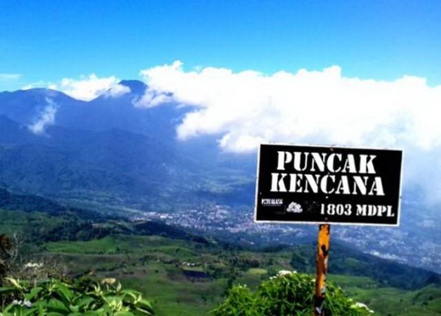 Gunung Kencana. Gunung Mungil Yang Menantang di Bogor