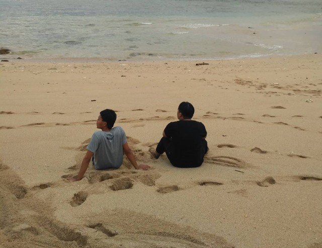 Pantai Kedung Celeng. Alternatif Lain Wisata Pantai di Malang