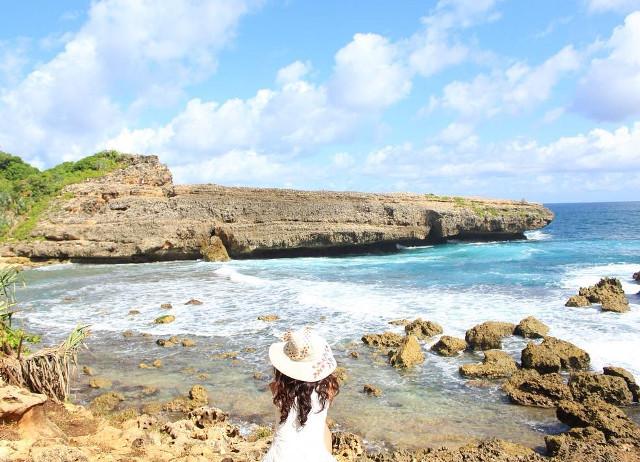 Pantai Watu Lepek. Pantai Cantik Yang Tersembunyi Dibalik Bukit