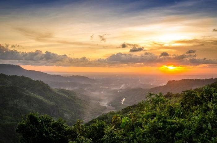 sunrise-mangunan