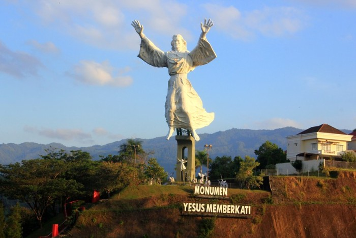 14 Kota di Indonesia Dengan Landmark Ikoniknya