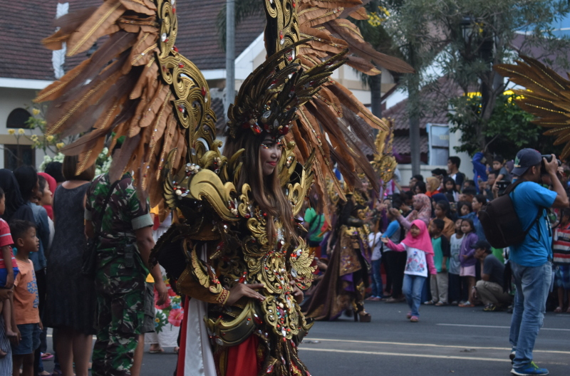 Solo Batik Carnival 2017 dan Kenangan Masa Lalu